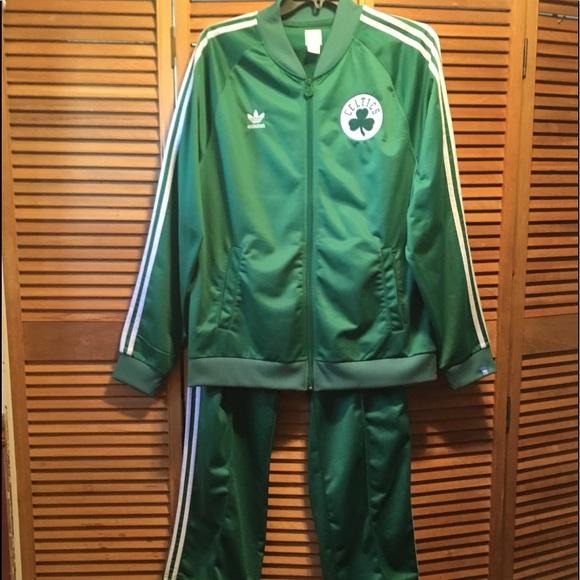 adidas costume green